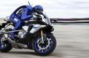 Yamaha Bikin 'Robot Ngebut'-nya Semakin Pintar