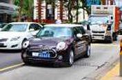 'Taxi Ride' Bersama New Mini Clubman di Singapura