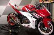 'Paket Tambah Ganteng'  untuk Honda CBR150R Terbaru