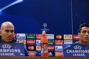 Demi City, Ronaldo dan Benzema Absen Melawan Sociedad