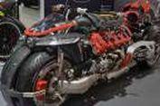 Motor Brutal Empat Roda Bermesin Maserati