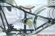 Paket Modifikasi 'Chopper Rigid' Cuma Rp 5 Jutaan