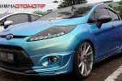 Ford Fiesta 'Ganti Kulit Jadi Bintang Sinetron'