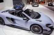Hibrida Bakal Menjangkit 50 Persen Produk Baru McLaren