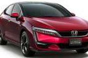 Mobil Hidrogen Honda Dijual Mulai Rp 880 Juta