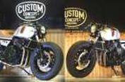 Honda CB400 'Cafe Racer' Tampil Kalem
