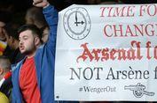 Wenger Minta Fans Arsenal Tiru Liverpudlian
