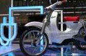 Motor Bebek Listrik Honda Sapa Thailand