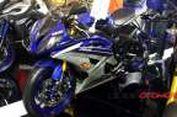 Beli Yamaha YZF-R6 Gratis Aksesori Rp 16 Jutaan