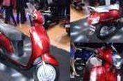 Skutik Terbaru Suzuki Meluncur di India