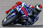 Latihan GP Spanyol, Lorenzo di Depan Marquez