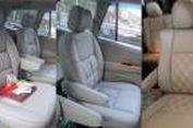 Ganti Jok Baris Kedua Innova Jadi 'Captain Seat'