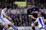 Sundulan Bale Bawa Real Madrid Puncaki Klasemen