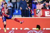 Gol Tunggal Griezmann Bikin Atletico Lengserkan Real Madrid dari Puncak