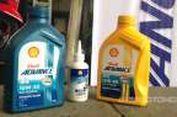 Shell Perkenalkan Deretan Oli untuk Skutik
