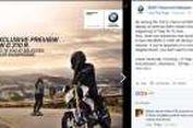 Motor Termurah BMW Motorrad Meluncur di Malaysia