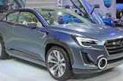 """""""Dynamic X Solid"""", Bahasa Desain Terbaru Subaru"""