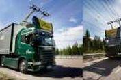 """Swedia Operasikan """"Jalan Listrik"""" Pertama di Dunia"""