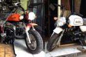 "Sepeda Motor ""Monkey"" Rasa Pasuruan"