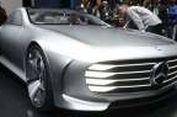Ini Pembunuh Tesla Model S dari Mercedes-Benz