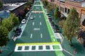 Jalanan Amerika Ini akan Berteknologi Panel Surya