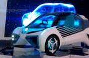 """Toyota Hadirkan Mobil """"Power Bank"""""""