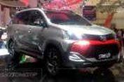 Toyota Veloz Tampang 'Harimau' Memukau