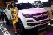 Chevrolet Siap Luncurkan Trailblazer Akhir Februari
