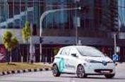 Taksi Otonomos Perdana Muncul di Singapura