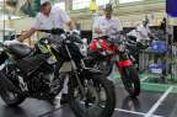 Wajah Segar Honda CB150R StreetFire
