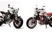 Honda Siapkan Sepasang 'Moge Scrambler'