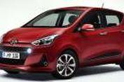 Hyundai i10 Punya Tampang Baru