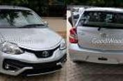 "Begini Tampang Toyota Etios ""Facelift"""