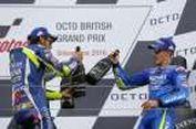 Vinales Bakal Bikin Pusing Rossi di Yamaha