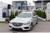 Mercedes Benz Siapkan Alat Pencari Parkir