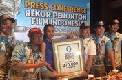 Pecahkan Rekor, 'Warkop DKI Reborn' Ditonton 270.000 Orang di Hari Pertama