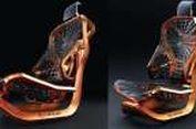 Lexus Ciptakan Kursi Mobil 'Jaring Laba-laba'