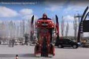 Turki Buat Robot 'Transformer' di Dunia Nyata