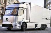 Truk Listrik Keren Mercedes-Benz Siap Mengaspal