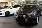 Honda Coba Rangsang Pemodifikasi HR-V