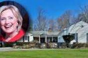 Belum Jadi Presiden, Hillary Clinton Sudah Punya 'White House'