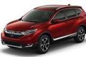 Honda Cangkok Turbo pada Generasi Baru CR-V