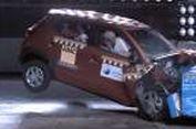 Harga Murah, Begini Hasil Uji Tabrak Renault Kwid