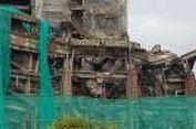 5 Bangunan Terbakar dan Roboh yang Menyita Perhatian Sepanjang 2016