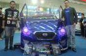 Ini Jawara Kontes Modifikasi Datsun di Medan