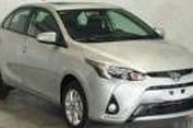 """Toyota Vios """"Facelift"""" Muncul di China"""
