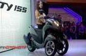 Yamaha Jual Skutik Tiga Roda Tricity 155