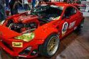 Toyota 86 Cangkok 'Jantung' Ferrari V8