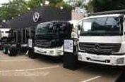 Mercedes-Benz Luncurkan Tiga Truk Baru