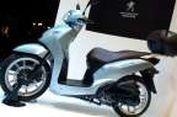 Penantang Nmax dari Peugeot Scooter di Indonesia